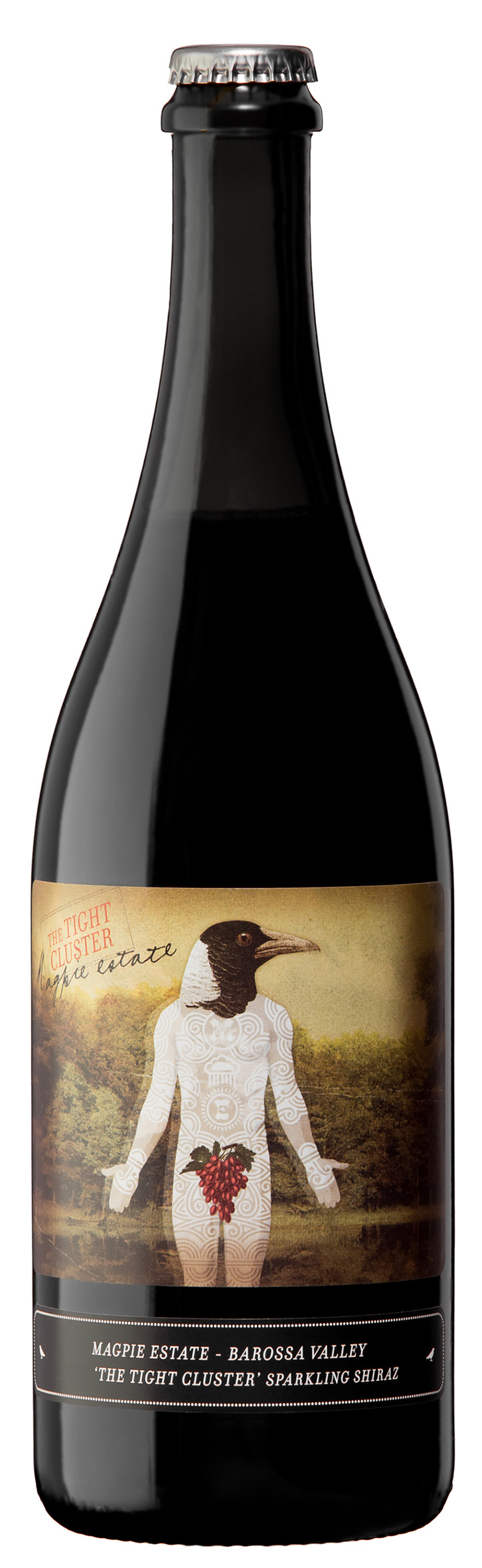 Magpie Estate - The TIght Cluster Sparkling Shiraz