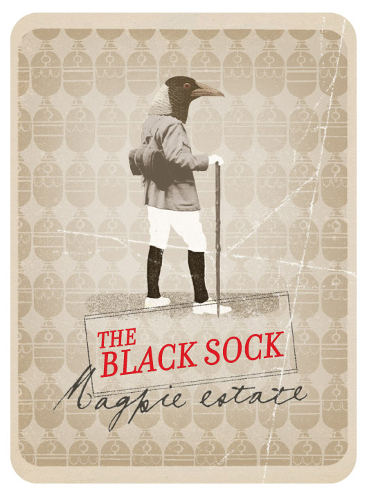 Magpie Estate The Black Sock