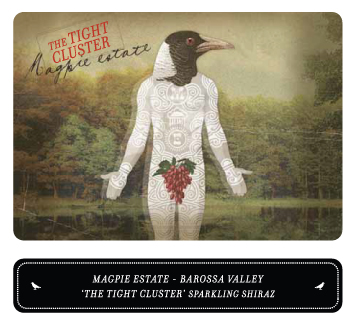 Magpie Estate - The Tight Cluster label